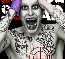 Suicide Squad Target Jared Leto by Day-aT
