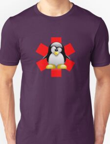 LINUX TUX PENGUIN HOSPITAL T-Shirt