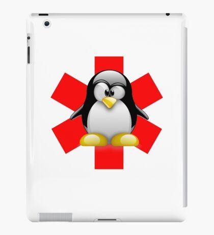 LINUX TUX PENGUIN HOSPITAL iPad Case/Skin