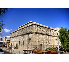 Limassol Castle Photographic Print