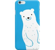 Polar bear iPhone Case/Skin