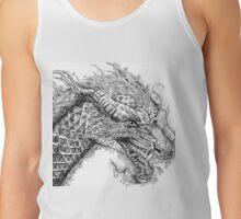 47 Ronin Dragon Tank Top