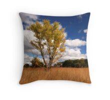Autumn Arrive's Softly Throw Pillow