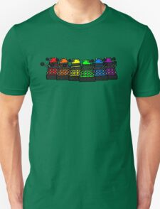Dalek and Proud Unisex T-Shirt