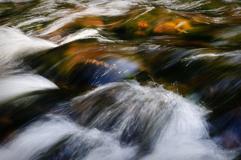 Fast Water by tmhphoto