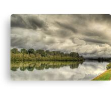 The Mighty Manning Canvas Print