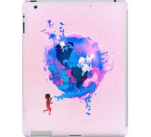 Bubble Earth iPad Case/Skin