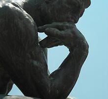 The Thinker Profile by Zeljka