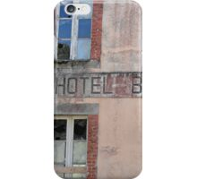 The Story of the Bottle Hotel iPhone Case/Skin
