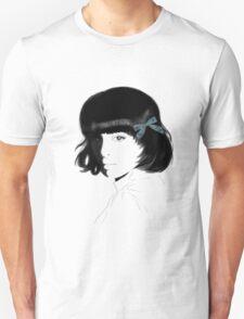 Blue Clip Unisex T-Shirt