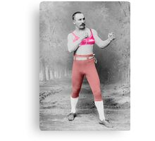 What a Knockout Canvas Print