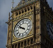 Big Ben by Shane Field
