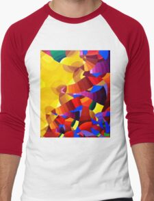 SHIELA'S BEACH 1 Men's Baseball ¾ T-Shirt