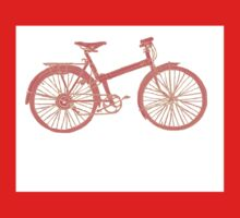 Bicycle (Pink Edition) Kids Clothes