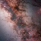 Milky Way Mosaic by Phil Hart