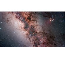 Milky Way Mosaic Photographic Print