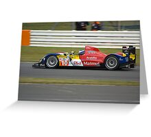 Oreca Greeting Card