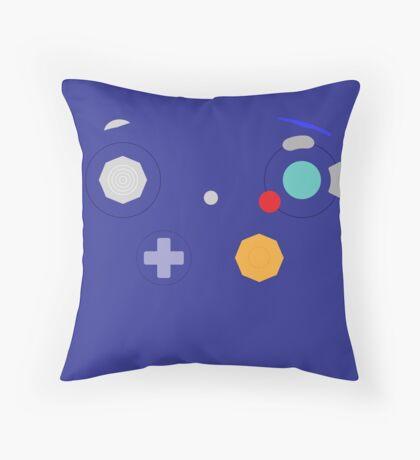 CubePad Throw Pillow