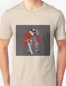Ike Smash Brothers (Black Knight) Unisex T-Shirt