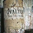 Ovaltine tin by Kristi Bryant
