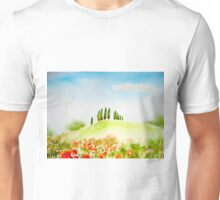 Tuscan dream Unisex T-Shirt