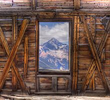 Wilson Peak from Alta (Color) by rjcolby