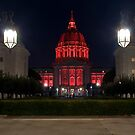 Satanic City Hall by MattGranz
