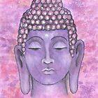 Buddha Painting by aura2000