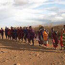Meeting Masai by citrineblue