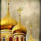 Russian Orthodox Church by Angie Muccillo