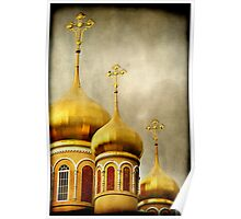 Russian Orthodox Church Poster
