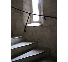 2006 Paris stairwell 3  Photographic Print