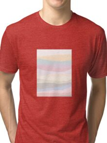 Colours Faded Tri-blend T-Shirt