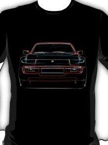 Porsche 944 Front T-Shirt