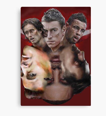 Arsenal Six Canvas Print