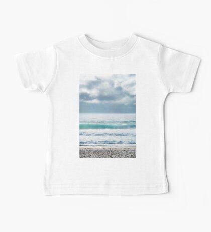 The Waves Baby Tee