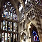 Cathedral, Metz by cassandragrj