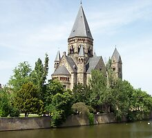 Metz, France by cassandragrj