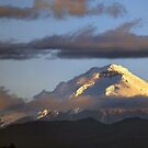 Cotopaxi - Sunset by citrineblue