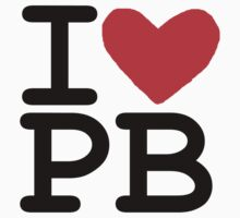 I LOVE PB by PlanBee