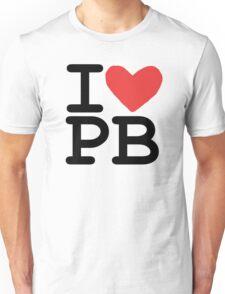 I LOVE PB Unisex T-Shirt