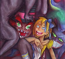 Malice in Wonderland by m1m13