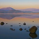 Cairngorms at sunrise by citrineblue