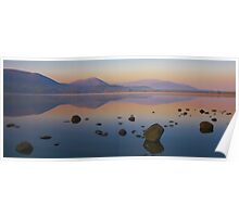 Cairngorms at sunrise Poster