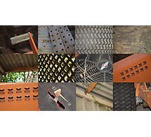 Country Collage Photographic Print