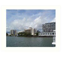 Cairns, Far North Queensland Art Print