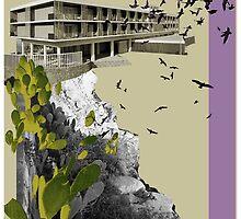 A Homeland souvenir #1: The hotel & the prickly pears. by DANAI GKONI