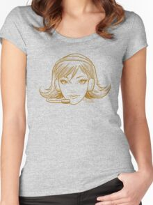 Callgirl Women's Fitted Scoop T-Shirt
