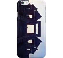 Pintu Candi Ratu Boko iPhone Case/Skin