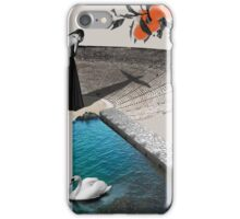 A Homeland souvenir #2: The theater, the swan & the oranges. iPhone Case/Skin